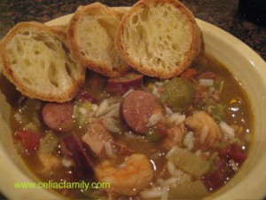 Easy, Hearty Gumbo