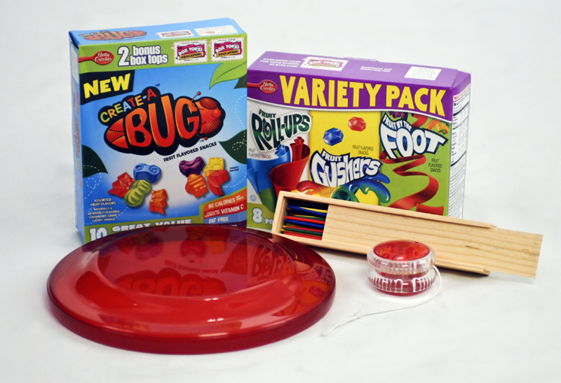 Gluten Free Fruit Snacks Prize Pack