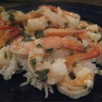Lemon Basil Shrimp
