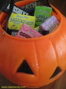GF Halloween Candy