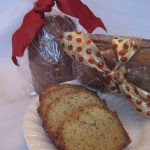 Poppyseed Bread perfect for gift-giving
