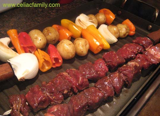 Beef Kabobs Recipe - A Healthy Food Revolution Part 2