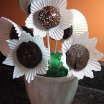 Brownie Pops Bouquet