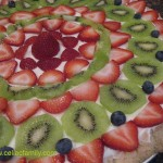 Fruit Pizza for dessert