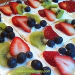 Fruit Pizza Bars