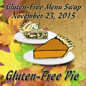 Gluten-Free Thanksgiving Pie
